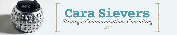 Cara Sievers Strategic Communications